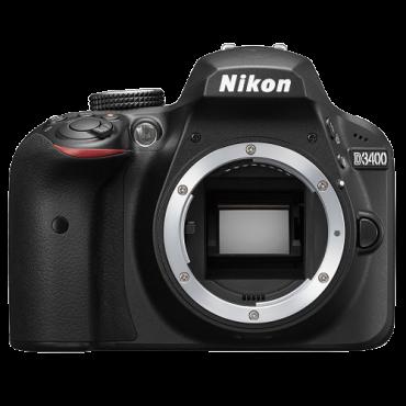 Otkup Nikon D3400